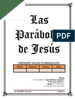 Parábolas de Jesús - Presentación