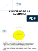 Principios de Auditoria
