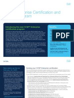 Ccnp Enterprise at a Glance
