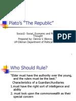 Socsci 2 Plato's Republic.ppt