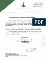 PLC 021/2019 de autoria do GDF