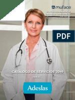 Cuadro Médico Adeslas MUFACE Teruel