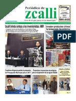 Periódico de Izcalli,  Ed. 623, Noviembre 2010