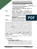 Informe Preliminar - Setiembre
