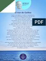 P. Dávila (El Mar de Galilea)