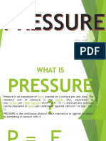 Pressure standard 7