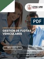 11OCT CDE en Gestin de Flotas Vehiculares CTICUNI 2019