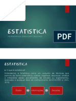 Introdução à Estatística Descritiva