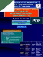 Farmacoterapia Clase 3