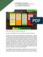 simulación e Informe de análisis- Matriz DOFA