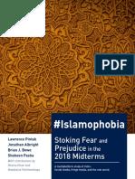 #Islamophobia