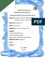 Informe Visita Termnial Portuario Paracas