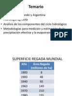 1 Hidrologia Agricola