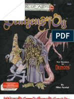 Mayfair Games - Role Aids - 763 - Demons - Denizens of Og