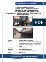 INFORME DE AMPLIACION DE PLAZO N° 03