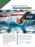Los Mejores Ejercicios de Fuerza Para Los Nadadores