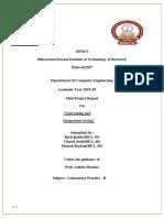 LP2 Junit Report