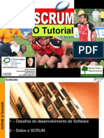 SCRUM, O Tutorial v1