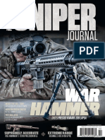 Sniper Journal (World of Firepower 2018)
