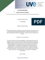 Cuadro Sinoptico de Antrpología