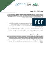 (SLD) One Line Diagram