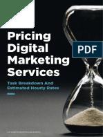 Cereal Entrepreneur Pricing Guide