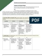 20110308 Principal Evaluation Standards Based RUBRICS