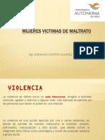 Clase10. Mujeres Victimas de Maltrato