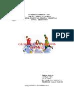 Glosario. Nayelis Peña
