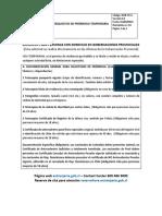 RequisitosVisaTemporariaPrórrogaGOB