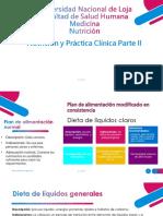 Nutrición y Práctica Clinica