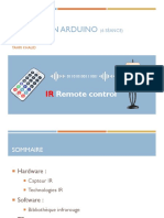 Formation Arduino 6 - Infrarouge