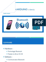 Formation Arduino 7 - Bluetooth