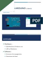 Formation Arduino 2 - Structure d'un programme