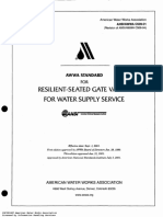 AWWA+C509-01+Resilient-Seated+Gate+Valves+for+Water+Supply+Service