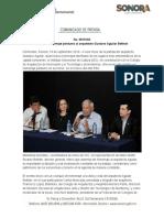 18-09-19 Ofrecen homenaje póstumo al arquitecto Gustavo Aguilar Beltrán