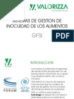 GFSI Gerencial