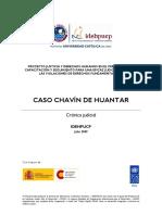 PUCP CHAVIN DE HUANTAR CRONICA JUDICIAL 2009.pdf