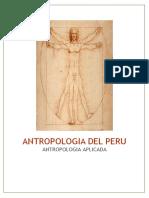 Antropologia Del Peru