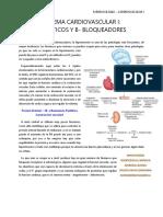 11. Cardiovascular I