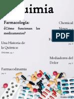 Alquimia No 5 - Farmacología