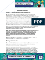 "Infografía ""Estrategia Global de Distribución"""