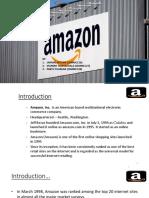 Amazon Ppt