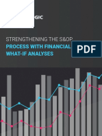 Strengthening the SOP Process With What-If and Financials
