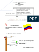 GUIA DE LOS COLORES