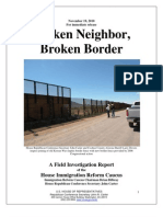 Broken Neighbor, Broken Border