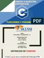 Programacion 1 Funciones y Parametros Revisada Final