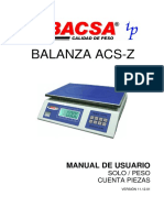 Manual Usuario Balanza Asc