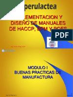 Módulo 1. IMPLEMENTACION Y DISEÑO DE MANUALES DE HACCP%2c BPM Y POES.pdf
