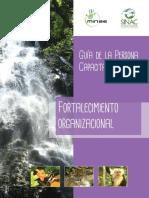 Fortalecimiento Organizacional Web 20-02-2015